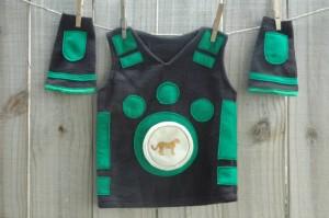 Wild Kratt Costume