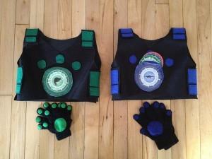Wild Kratts Costume Ideas