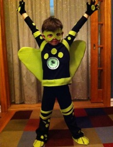 Wild Kratts Creature Power Suit Costumes