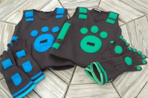 Wild Kratts Creature Power Suits Costume