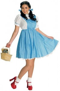 Wizard of Oz Costumes Dorothy