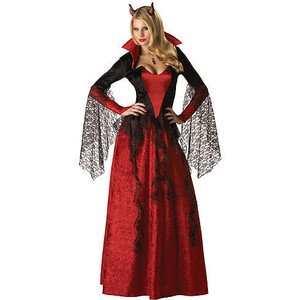Woman Devil Costume