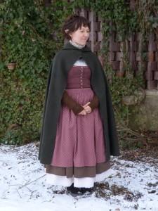 Woman Hobbit Costume