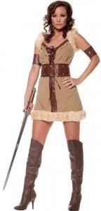 Womens Barbarian Costume