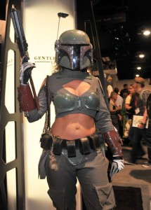 Womens Jango Fett Costume