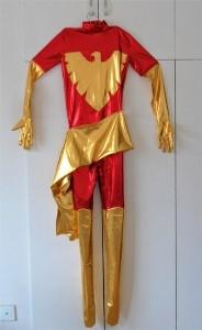X- Men Phoenix Costume