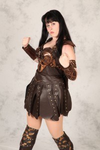 Xena Costume Plus Size