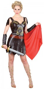 Xena Princess Warrior Costume