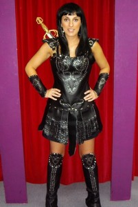 Xena Warrior Costume