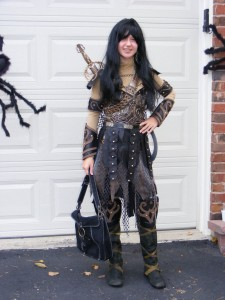 Xena Warrior Princess Costume for Kids