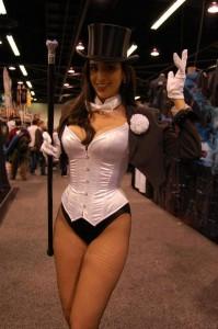Zatanna Costume Images