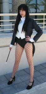Zatanna Costume Pictures