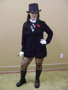 Zatanna Costume for Kids