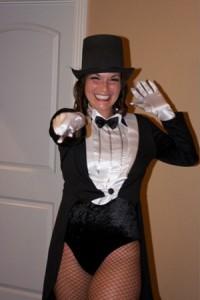 Zatanna Halloween Costume