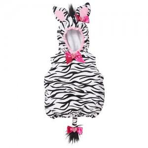 Zebra Baby Costume