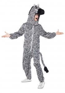 Zebra Costume Adults