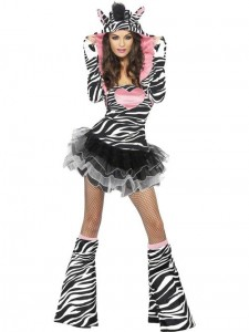 Zebra Costume Ideas