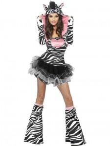 Zebra Costume Ideas
