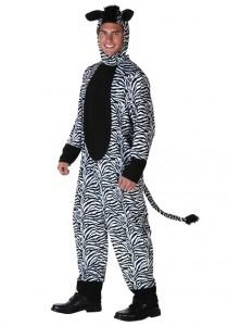 Zebra Costume Men