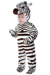 Zebra Costume Toddler