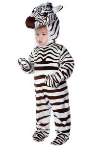 Zebra Costume Toddler