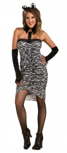 Zebra Costumes for Adults