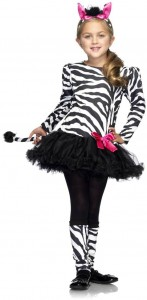 Zebra Costumes for Kids