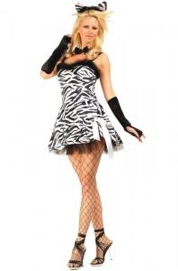 Zebra Halloween Costumes