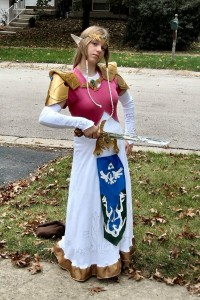 Zelda Princess Costume