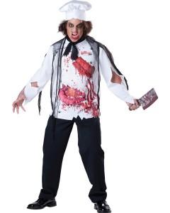 Zombie Chef Costume
