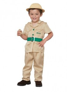 Zoo Keeper Costume