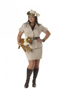 Zoo Keeper Costume Adults