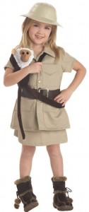 Zoo Keeper Costume Child
