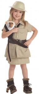 Zoo Keeper Costume Child