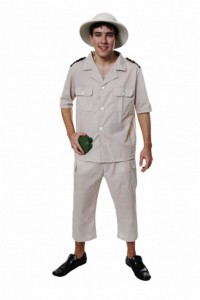 Zoo Keeper Costume Men
