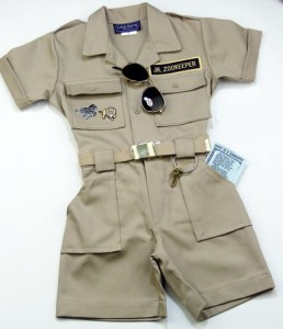 Zoo Keeper Costume Toddler