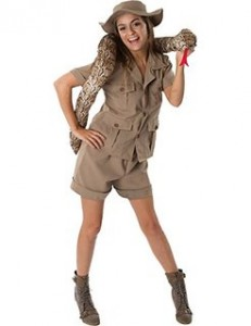 Zoo Keeper Costume Woman