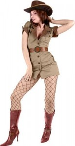 Zoo Keeper Costume Women