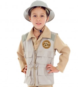 Zoo Keeper Costume for Boys