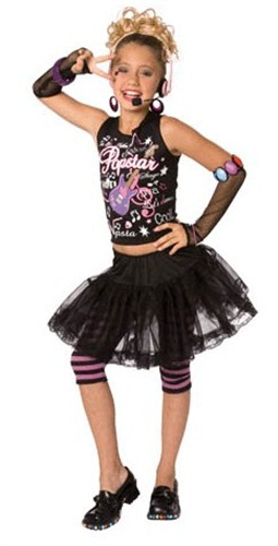 Madonna Costumes Parties Costume  sc 1 st  Meningrey & Madonna Costume For Kids - Meningrey