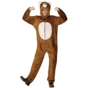 Adult Teddy Bear Costume