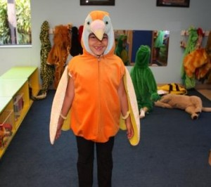Bird Costume for Child