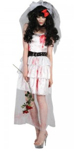 Halloween Costumes Zombie Bride