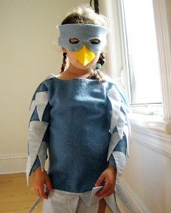 Kids Bird Costume