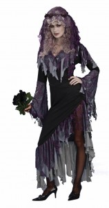 Pictures of Zombie Bride Costumes