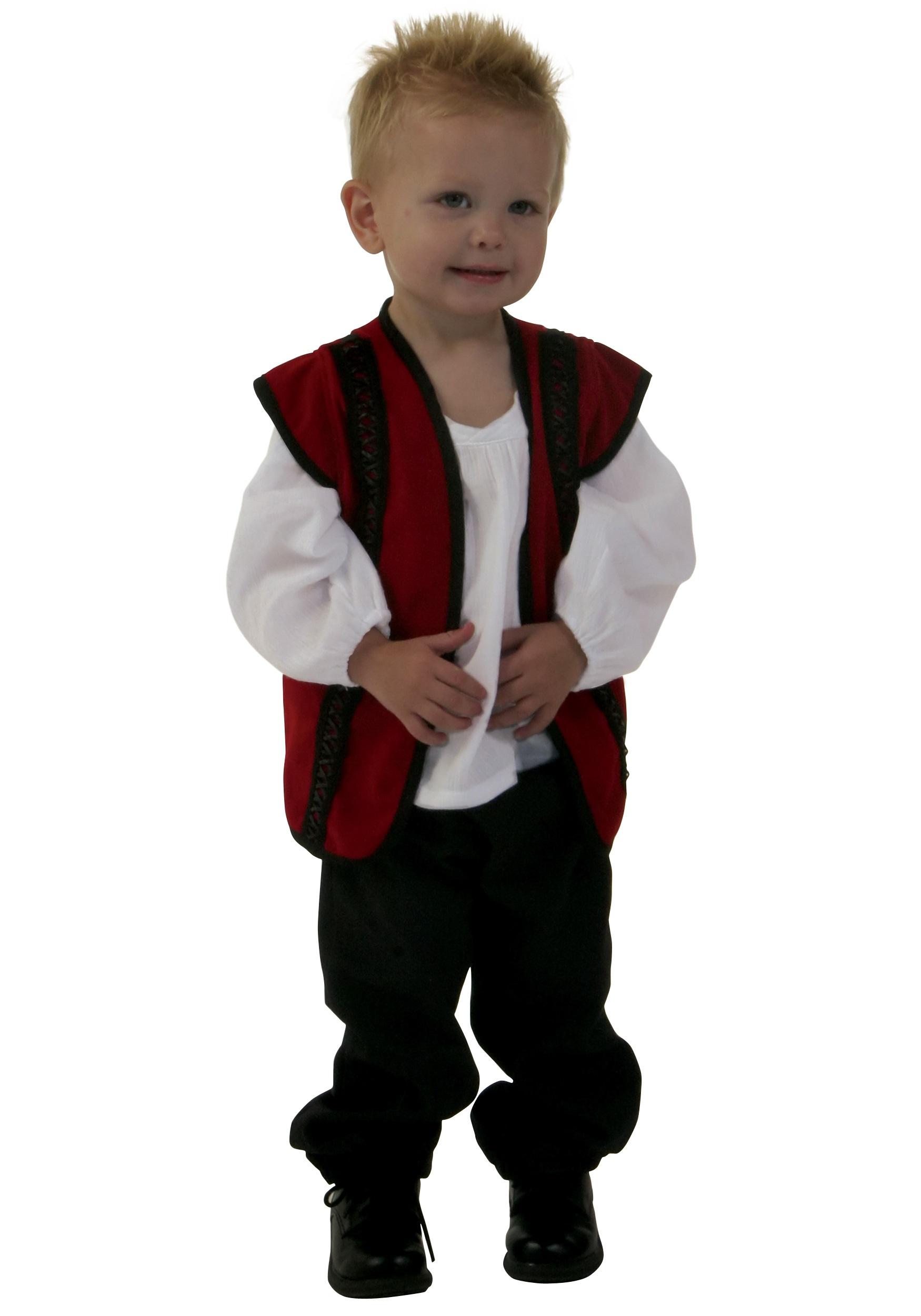 Renaissance Faire Kids Costume