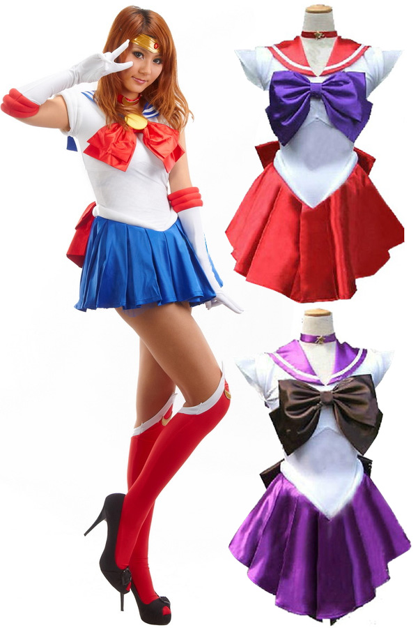Sailor Moon Adult Costume  sc 1 st  Parties Costume & Sailor Moon Costumes | Parties Costume
