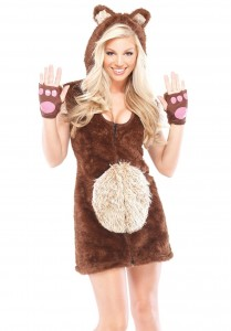 Teddy Bear Costume Adult
