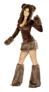 Teddy Bear Costume Adults