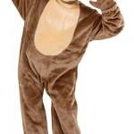 Teddy Bear Costume Male